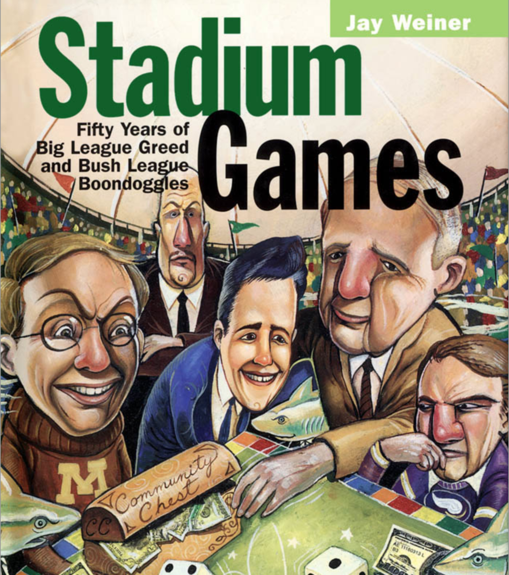 Stadium Games,   2000,                    University of Minnesota Press