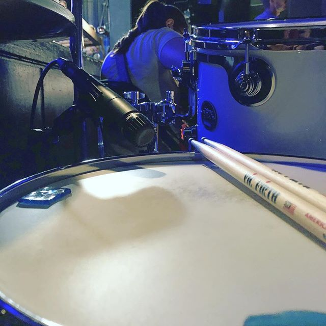 """Catch Me If You Can""  #musical #theater #rehearsal #rehearsals #catchmeifyoucan #drums #drumlife #drummer"