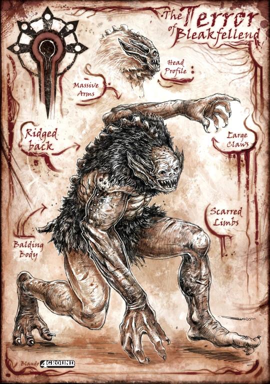Druggoi Faction : The Terror of Bleakfellend