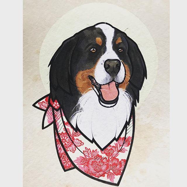 Best xmas present 😍 #chinobear #portrait #oneofone