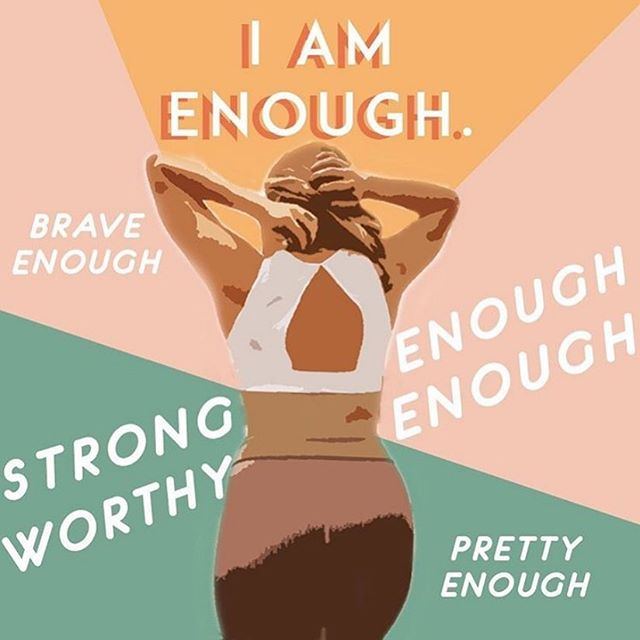 Happy International Women's Day to all my gorgeous queens out there! Just a reminder, YOU ARE ENOUGH! & Be kind to each other, we're all on this together! 👯♀️❤️✊🏼