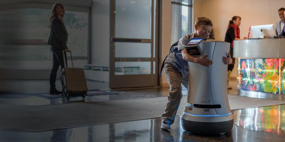 Savioke - Autonomous, Secure Delivery in Dynamic Public Spaces