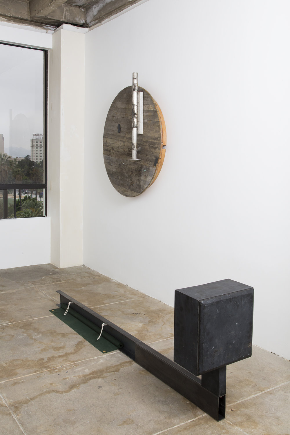Nothing Now Anything Anytime  at Bad Reputation, Los Angeles, Installation view, 2018
