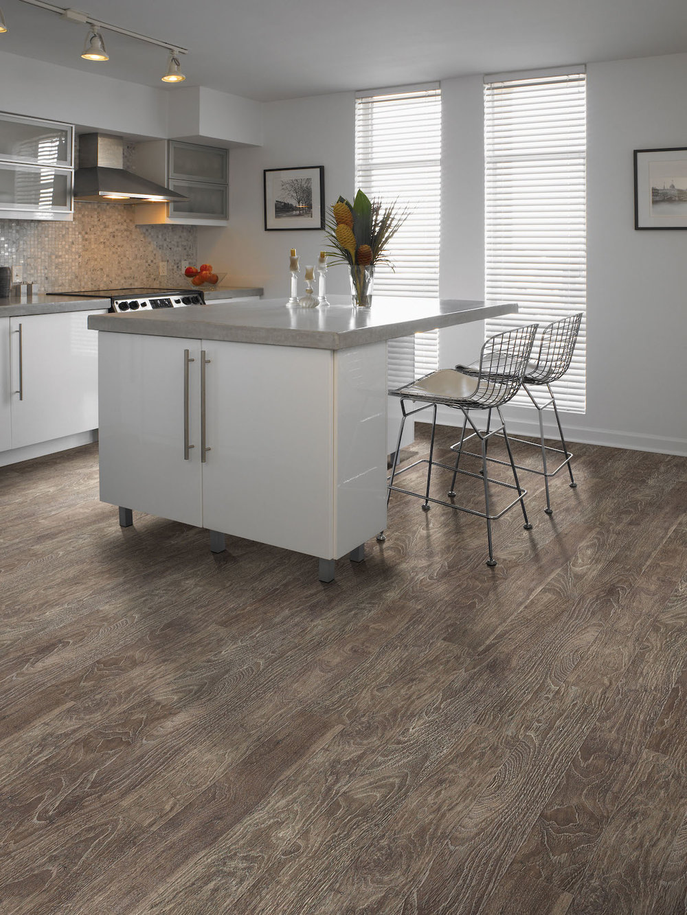 Vinyl Plank Flooring from  Acadian Factory Direct Flooring