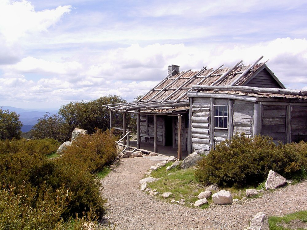 Craig's Hut Day Rides - We depart from Merrijig Lodge traveling by vehicle to half way up Mt Stirling (Telephone Box Junction) where you will leave your car for the day.  From here we ride out through the majestic Alpine Ash bush into the marked contrast of the twisted, multi-coloured Snow Gums, up over the summit of Mt Stirling and on to Craig's Hut where we enjoy the magnificent views over lunch and take some time to explore the hut.  After lunch it's back on our trusty steeds as we head down to Razorback Hut.  After unsaddling and washing the horses you are transferred back to your vehicle for your journey home.Please note:  We do schedule some day rides but we can run additional day rides in conjunction with our 2 day rides.  Day riders accompany the 2 day riders on the first day of the ride and are then transported back to their vehicles after the ride reached camp in the late afternoon.Back to the topBack to Schedule
