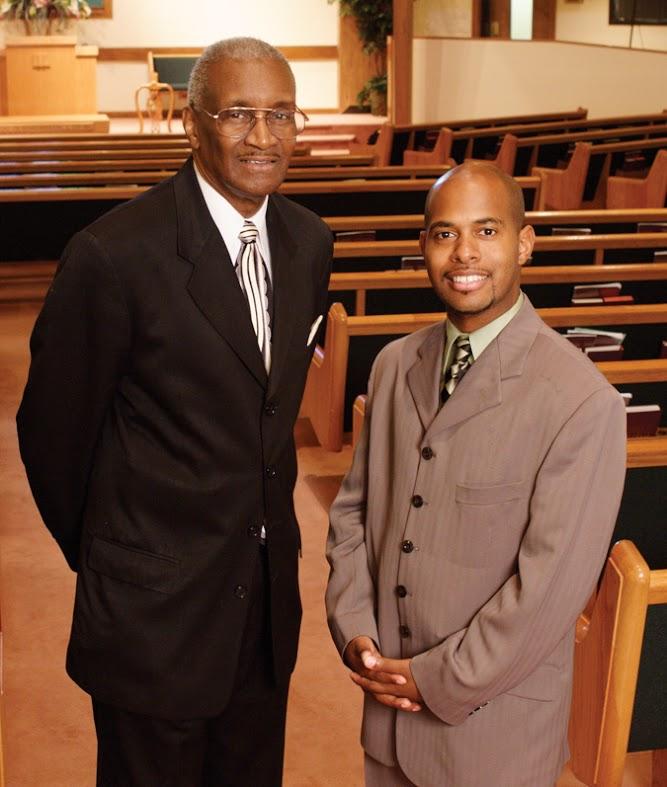 Wesley R. Brown Sr. & Dr. Orpheus J. Heyward