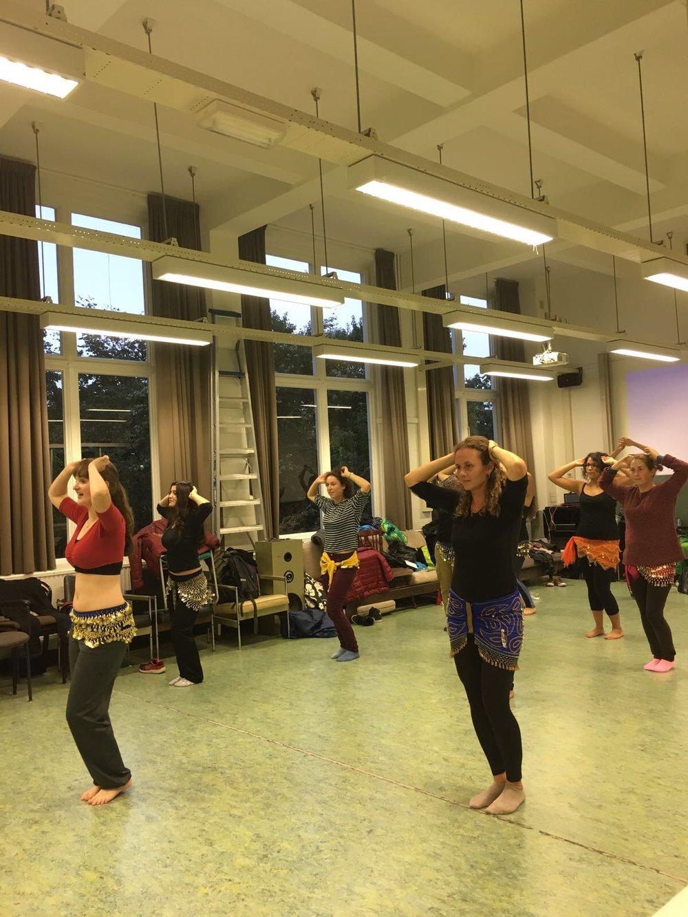 Oriental/Belly Dance Beginner and Intermediate