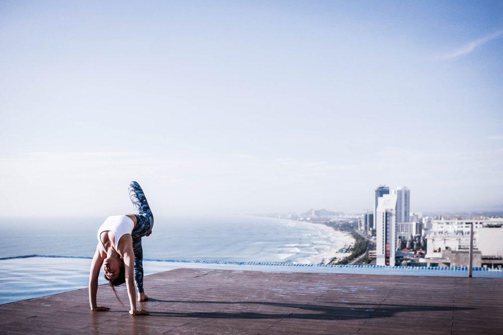burnout yoga