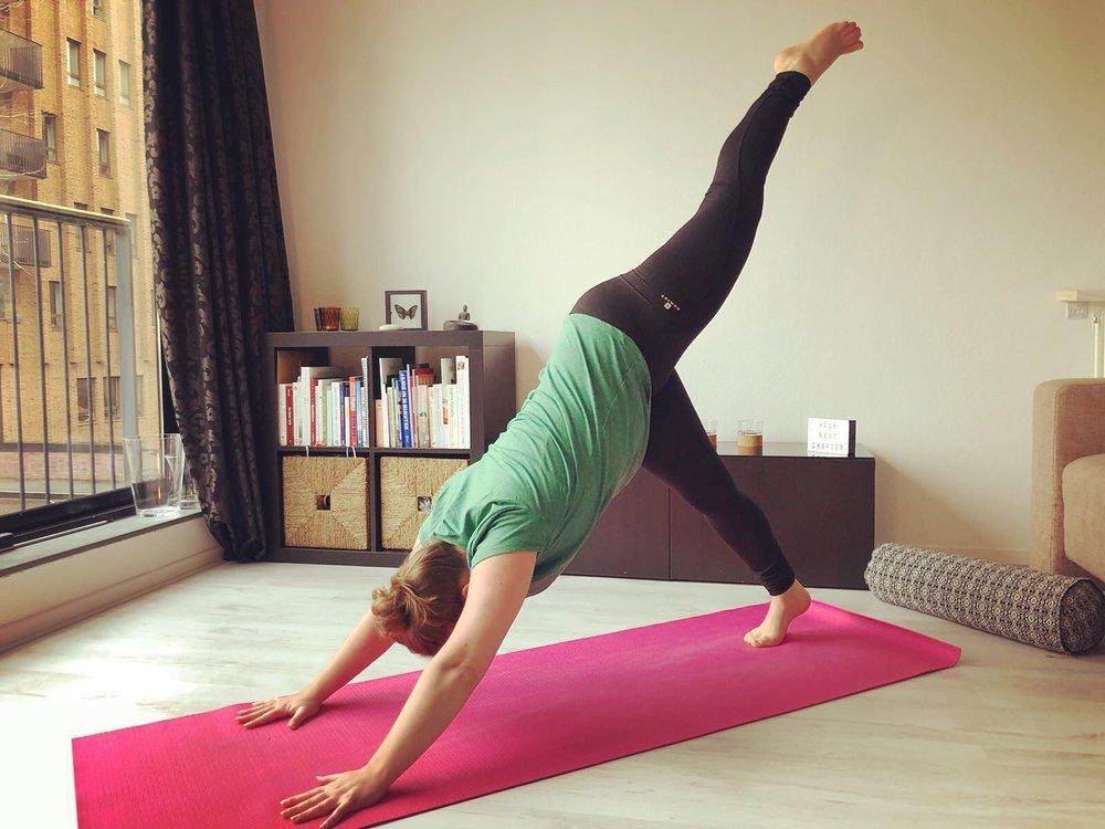 Anouk - Yoga