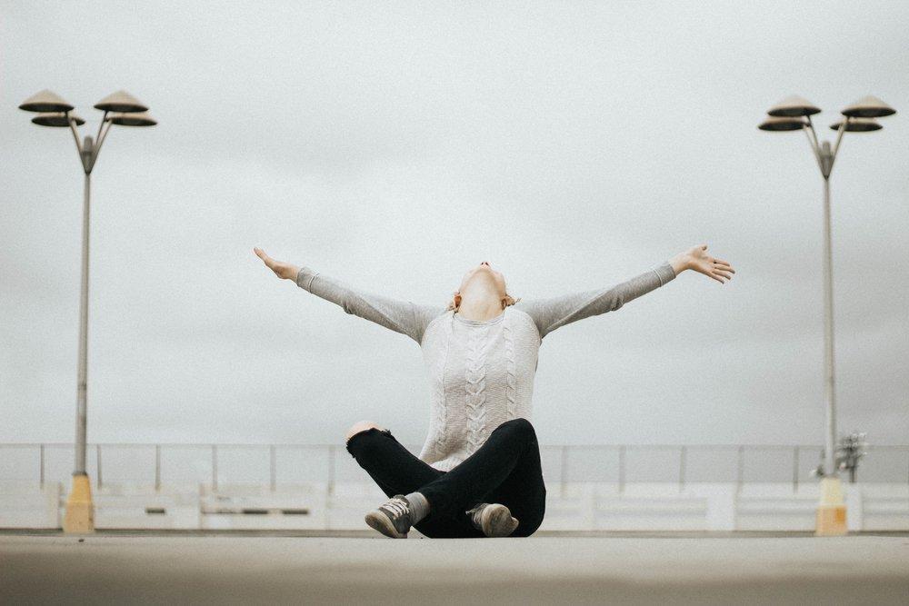 antistress yoga
