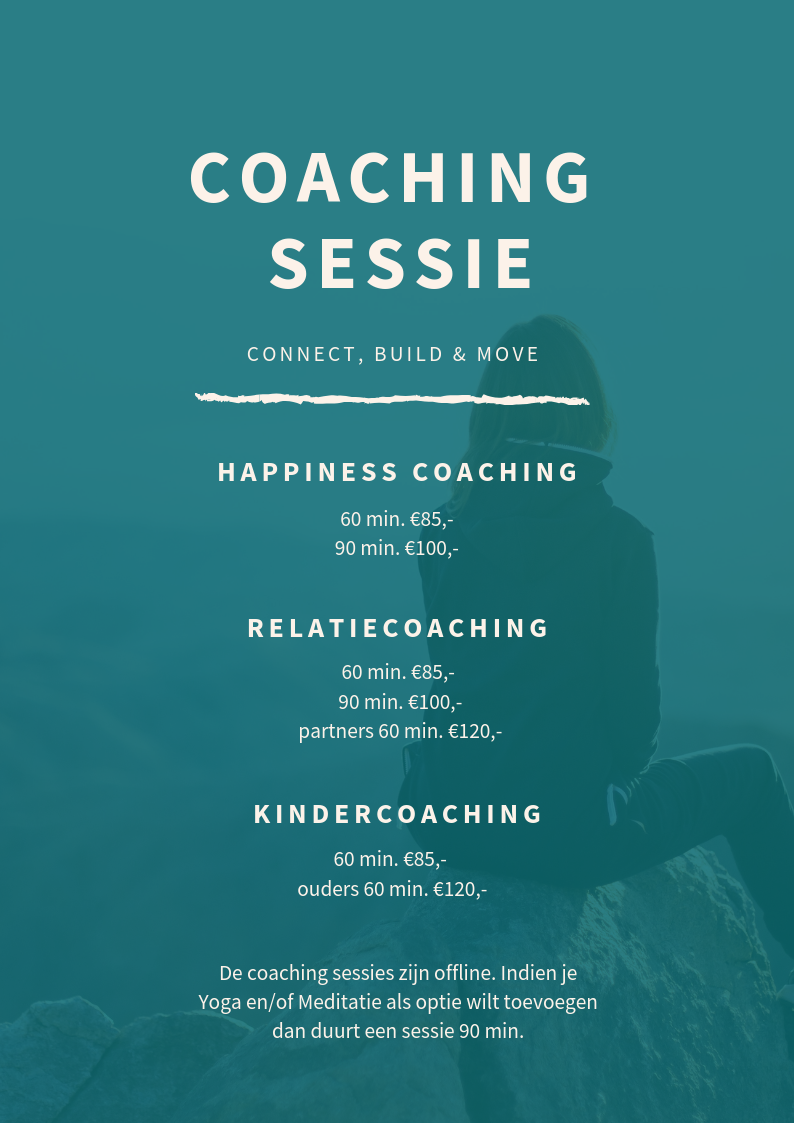 Coaching - Your Next Chapter