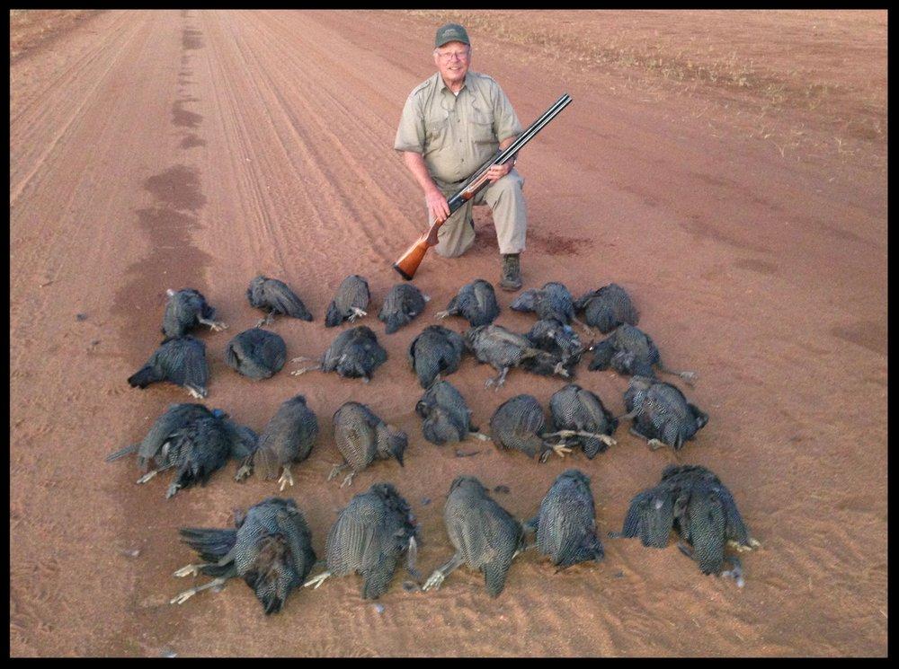 Bird Shooting Safaris