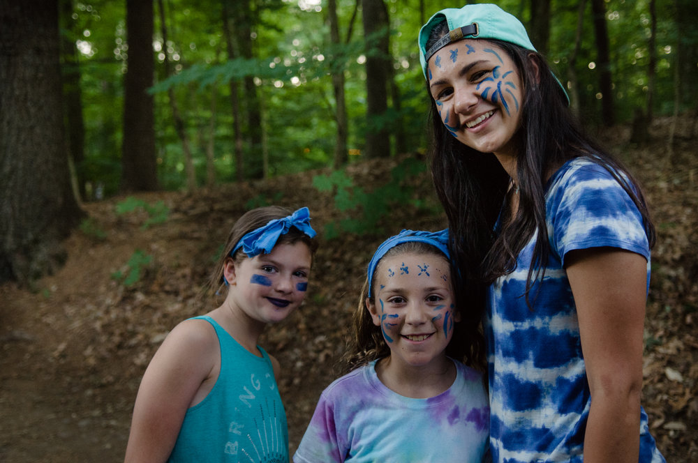 Find Your Place. - Whether your child is athletic, artistic, competitive, shy, outgoing, or everything in between, there is a place for them at NLC 4-H Camp. Our staff, Junior Staff and Teen Leaders all  work together to create a magical welcoming environment.