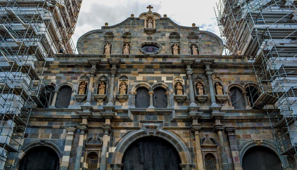 Plaza de Independencia Cathedral