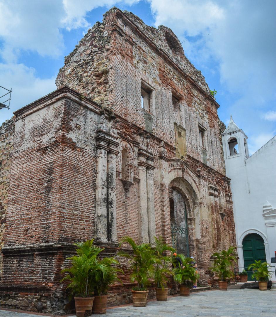 Ruins of the Santo Domingo Church