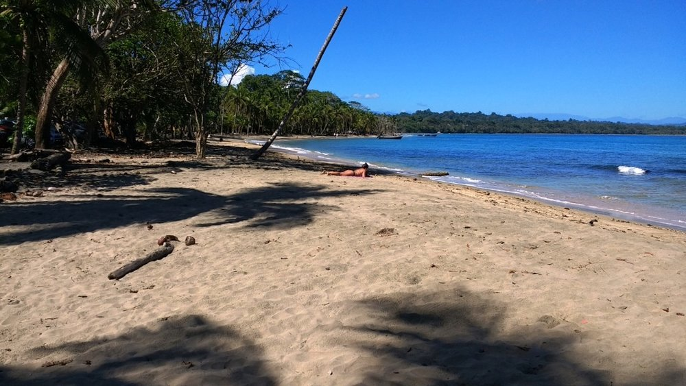 This photo is borrowed from http://grandpacking.co.nz/destinations/puerto-viejo-costa-rica-information