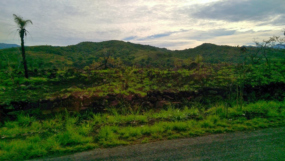 The drive to Boquete left us in awe of the mountains