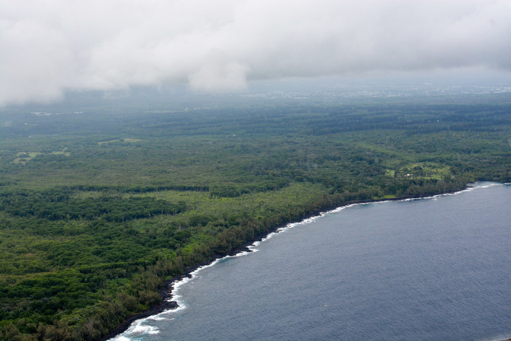 Touring around the rest of the Big Island