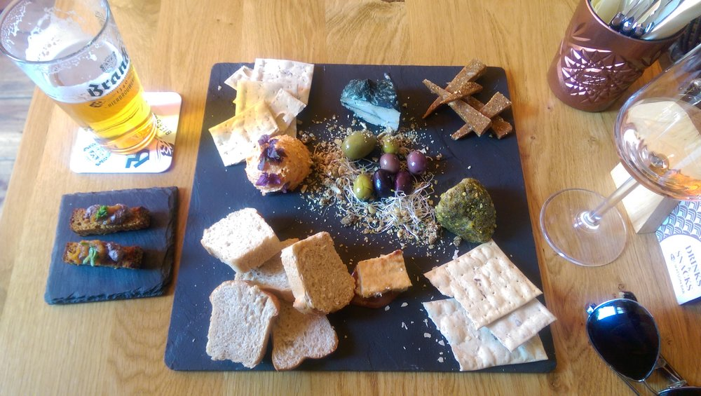 The Watson's Cheese Platter!!