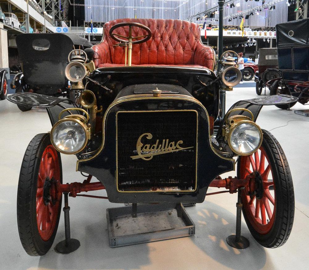 1907 Cadillac - model K