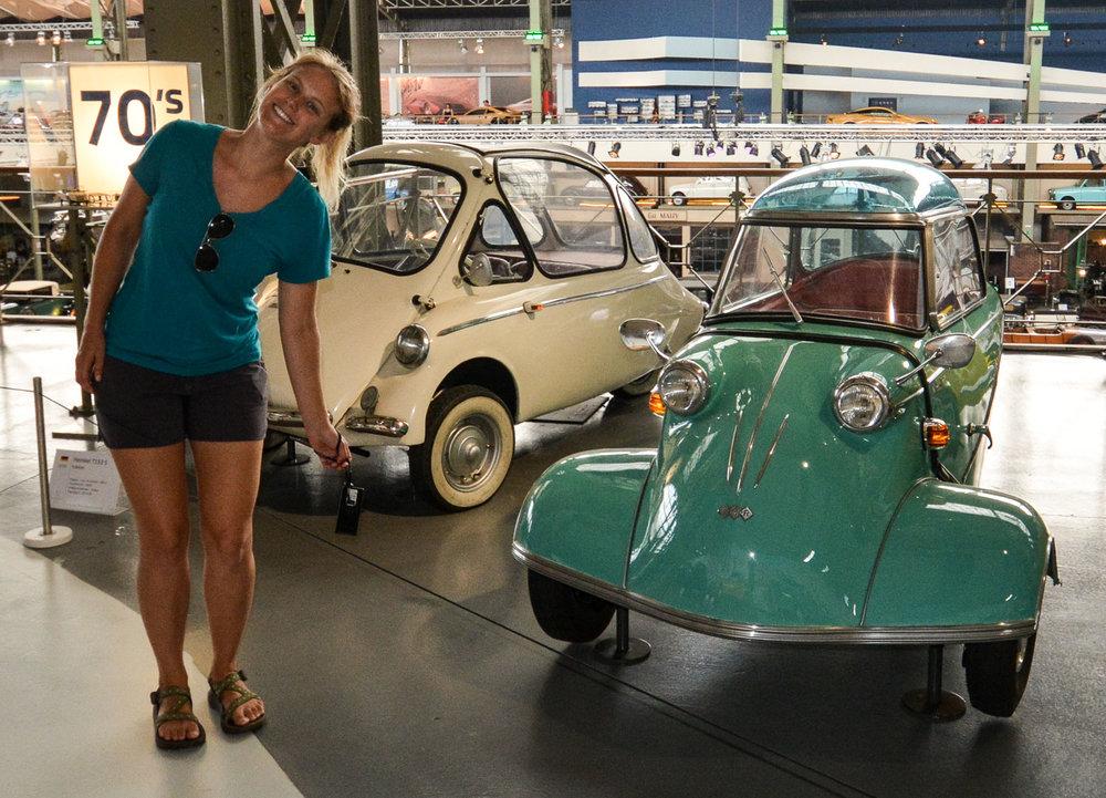 1964 Messerschmitt KR200 (German) 1 cylinder motor with 9.5 HP!!!!!