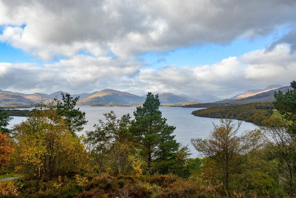 Loch Lomond….still