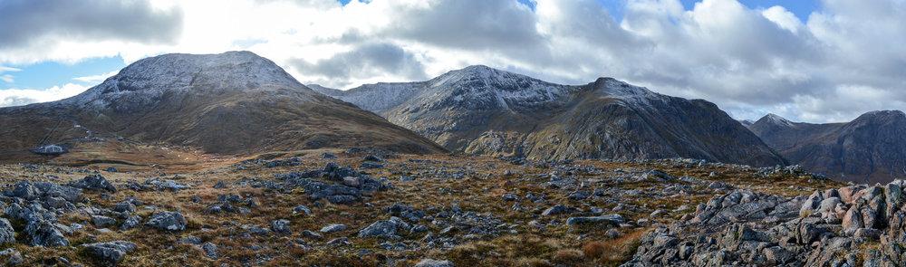 Mountains of Glencoe