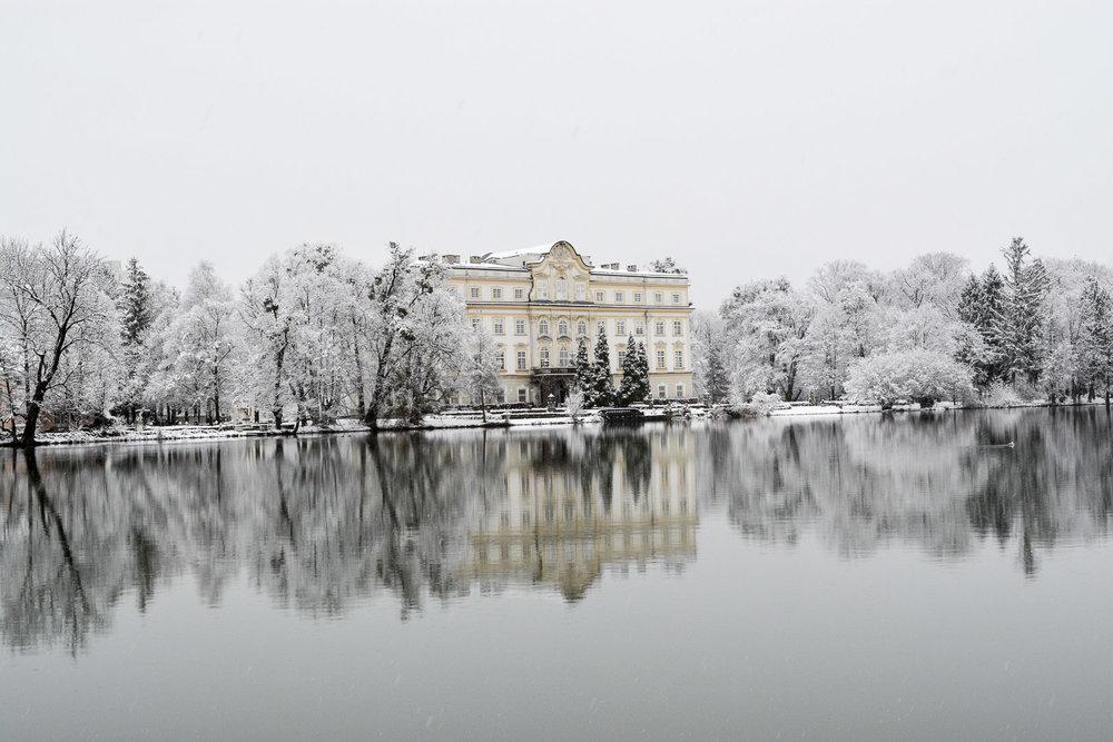 Leopoldskron Palace!
