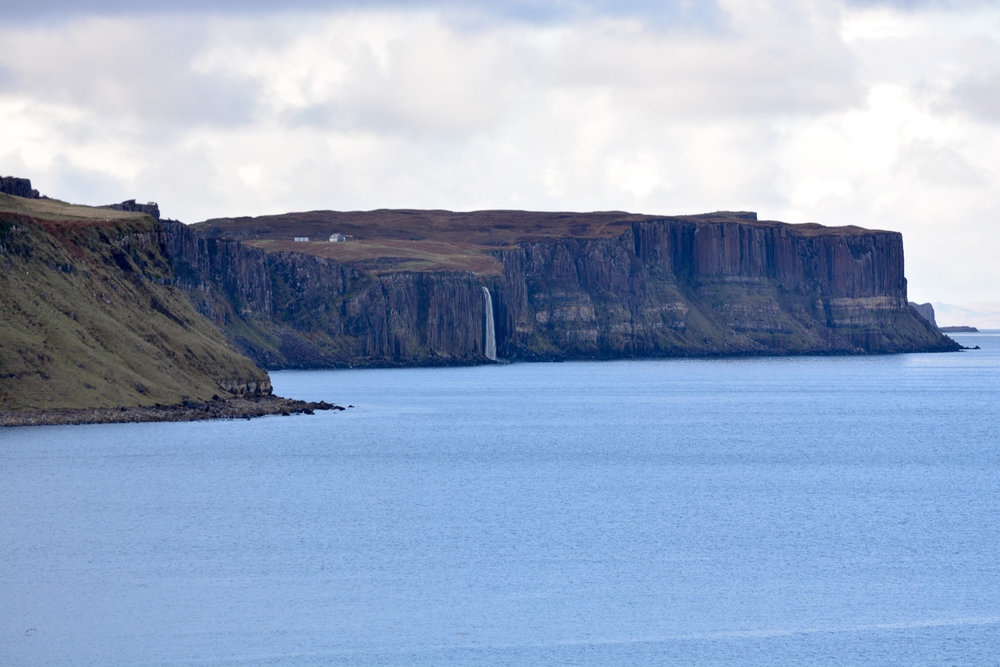 Kilt Rock and Mead Falls in the distance!
