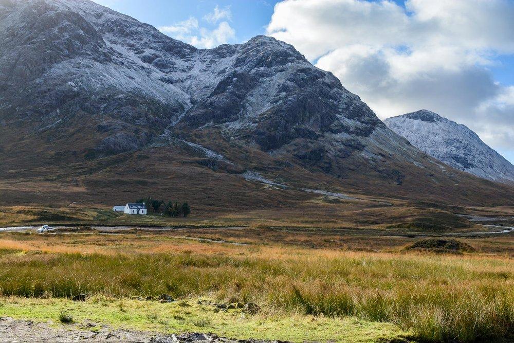 West Highland Way, Scotland, UK