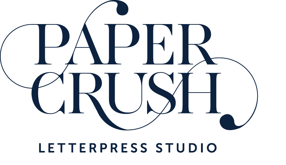 Paper Crush Letterpress