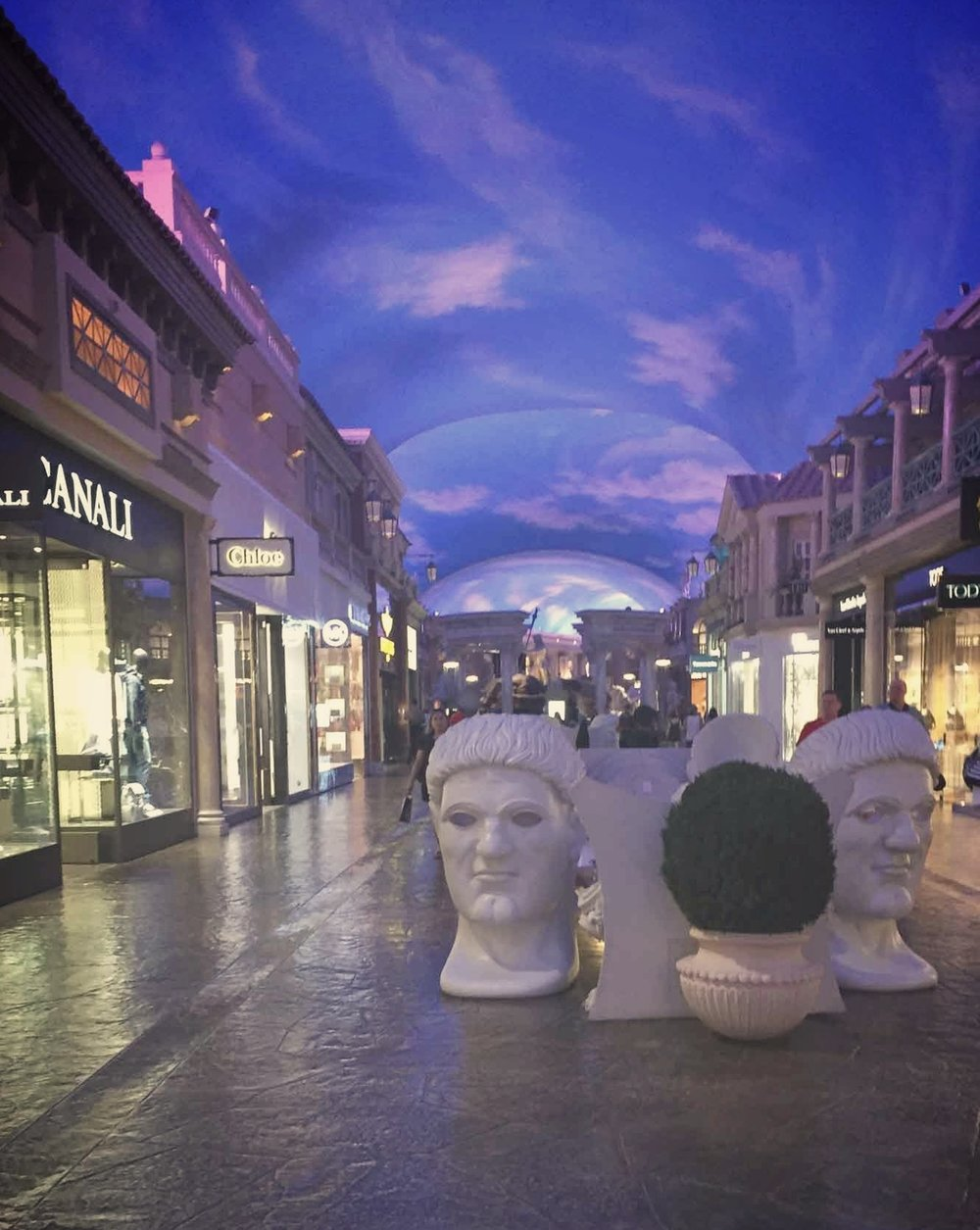 The Forum Shops at Caesar's