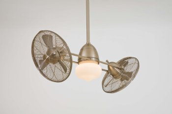 Screen Porch -  Minka Aire Gyro Wet Indoor/Outdoor Fan