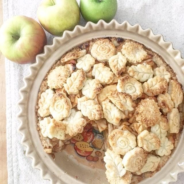 Apple Pie from Sweet Southern Grace