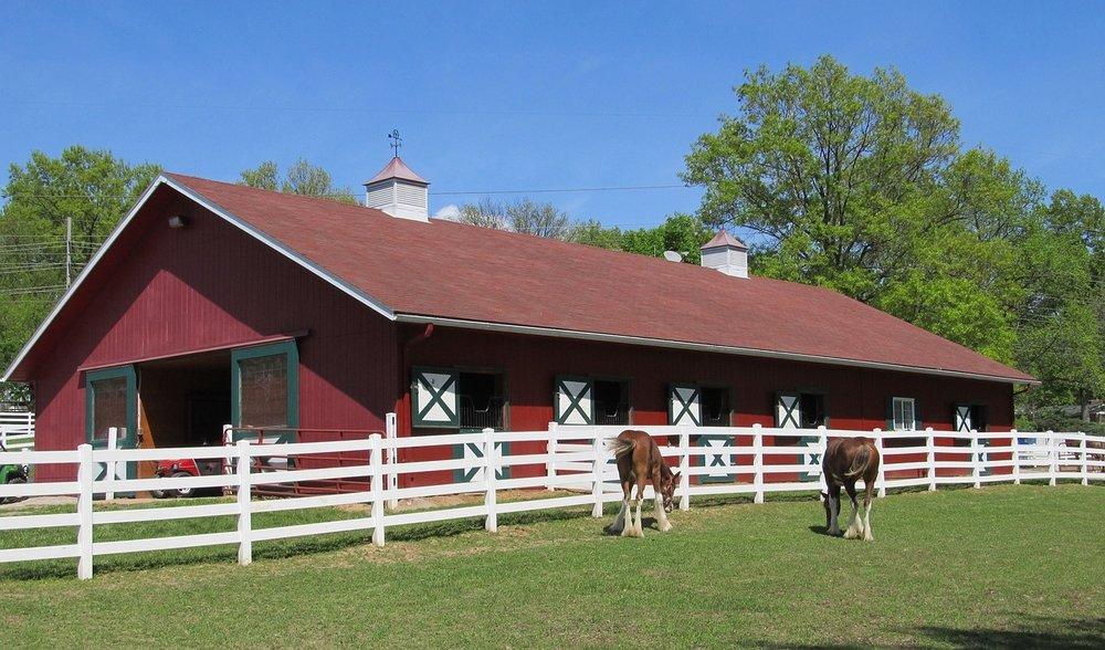Bluegrass Farms - 100 acres or more