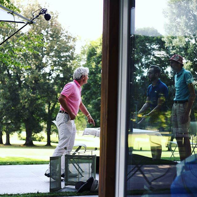 "Le golf c'est moins safe que ce que l'on croit !  Sur le set de ""Swing"", le dernier court-métrage de notre talentueux Nicolas Rohrer ❤  Affaire à suivre... by @charlie_linn_photography . . . . #Swing #Golf #Imajack #FilmMaking #Producer #Production #Videography #Frame #Set #Creative #Cinema #Movie #Craft #Adobe #Switzerland #MySwitzerland0"
