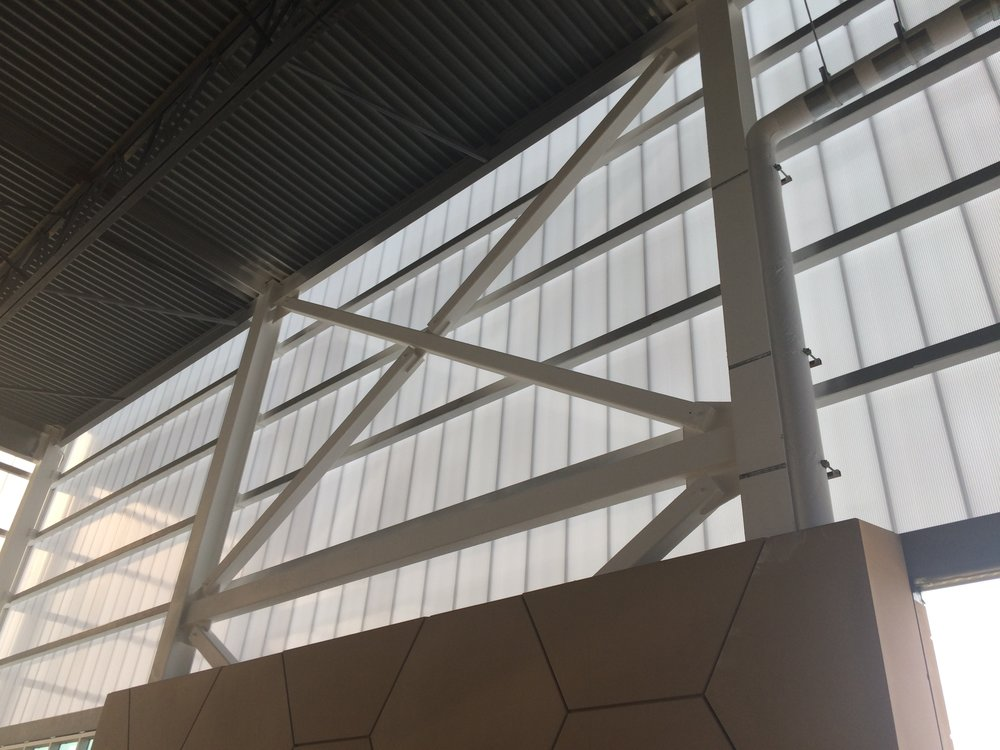 NTCDC - polycarbonate wall panels.JPG