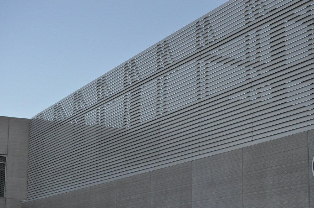 Roof Screens