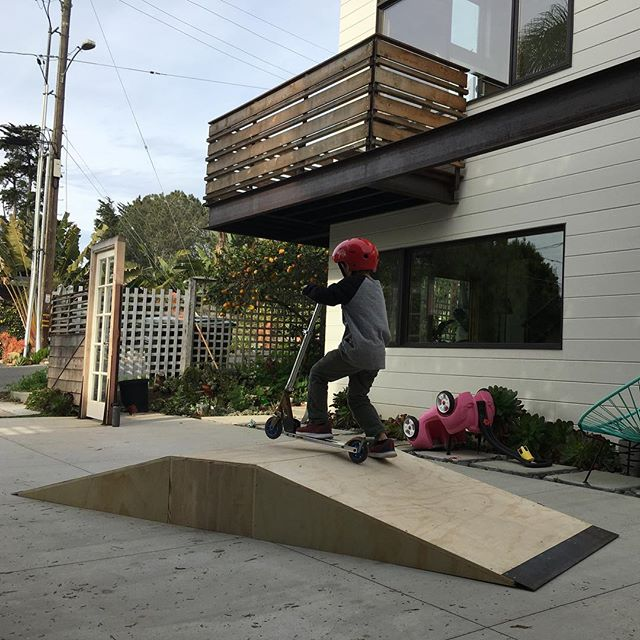 #kids and #ramps