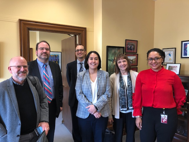 MACS 2020 with U.S. Senator Amy Klobuchar's office
