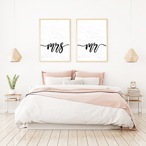Our home collection just launched in TheUnveiledBride shop on @etsy - designed to be the perfect decor for your engagement party, bridal shower or even your big day THEN you can use them in your home 💁🏼♀️ I am super excited about this collection because most Etsy sellers only sell the digital download, but these are the ACTUAL posters! #etsy #mrandmrs #isaidyes #ido #bridalshower #engaged #decor #ourfirsthome #weddinginspo #weddingseason #weddingplanning