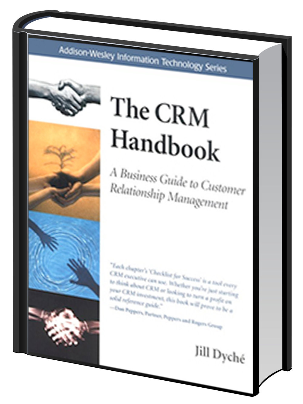 The CRM Handbook book cover
