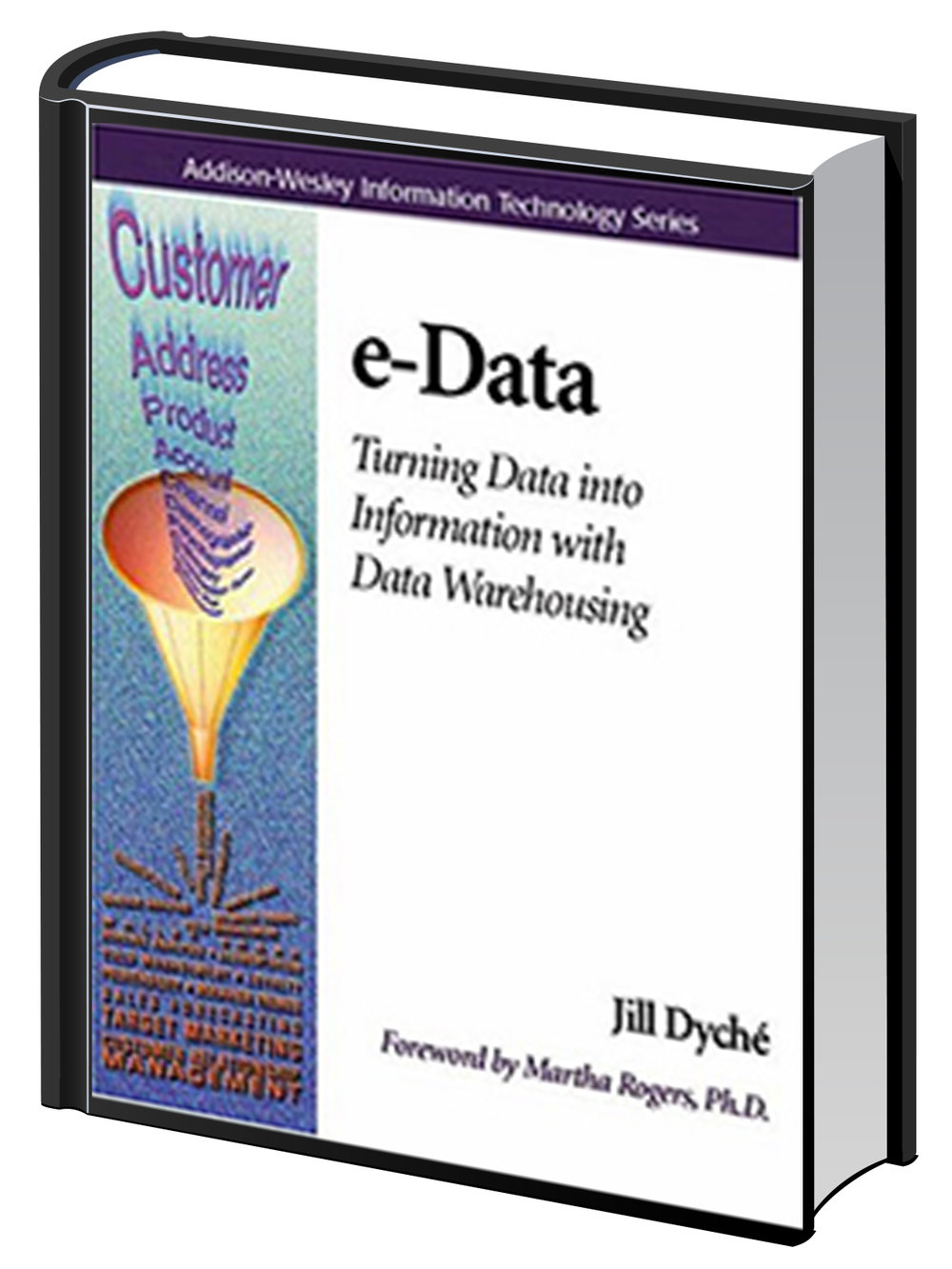 e-Data book cover