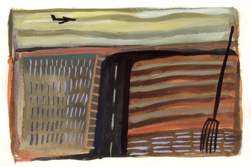 Field and Flight