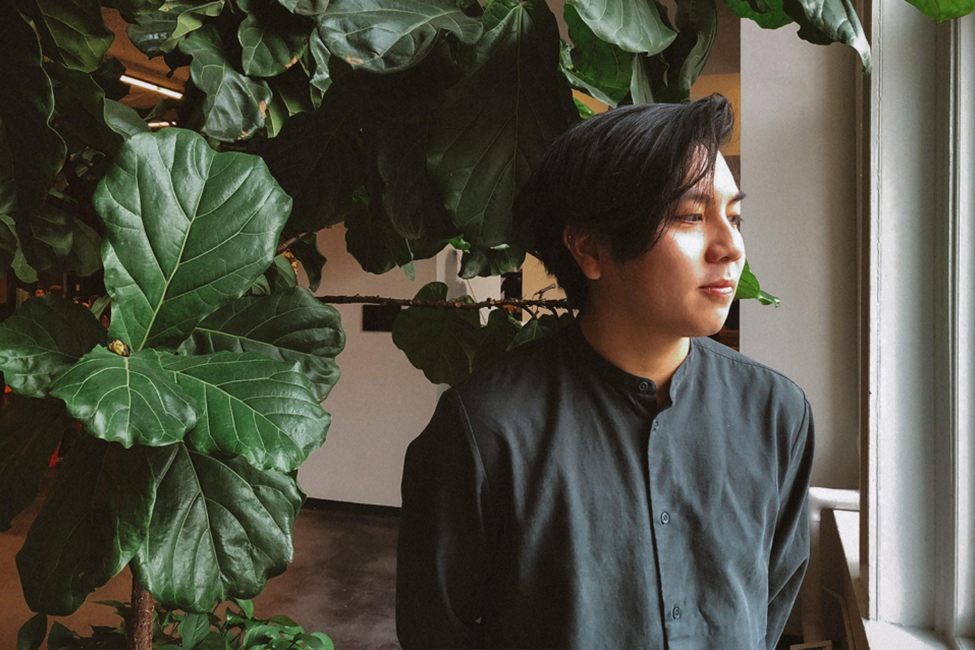 SHOTA PAN - Hometown: Los Angeles, CAYears lived in the city: <1Age: 22Occupation: Product DesignerCompany: Spotify