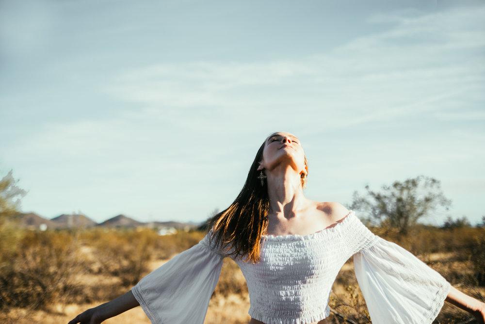 Model: Chloe Bauer Ford/Robert Black Agency  Whitney Richardson Photography