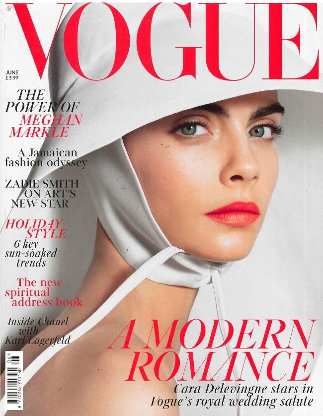 Vogue UK June 2018