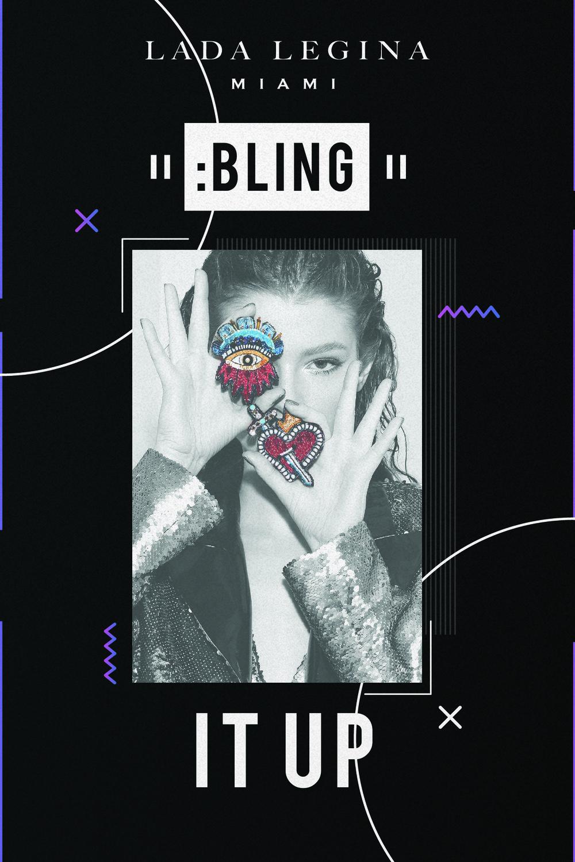 Lada Legina Jewelry Poster