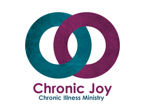 Chronic Joy Chronic Illness Ministry - RADICAL HOPE. COMPASSIONATE CHANGE. EQUIPPING THOSE AFFECTED BY CHRONIC PHYSICAL AND MENTAL ILLNESS THROUGH COMMUNITY AND EDUCATION ROOTED IN JESUS CHRIST. care@chronic-joy.org