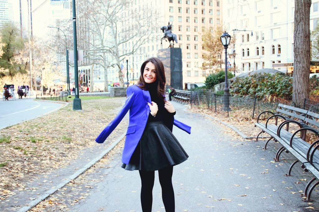 Zoe-Malliaros-Fashion-Intern-In-New-York-City